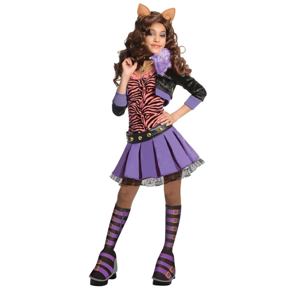 Imagem de Fantasia Monster High Clawdeen Wolf