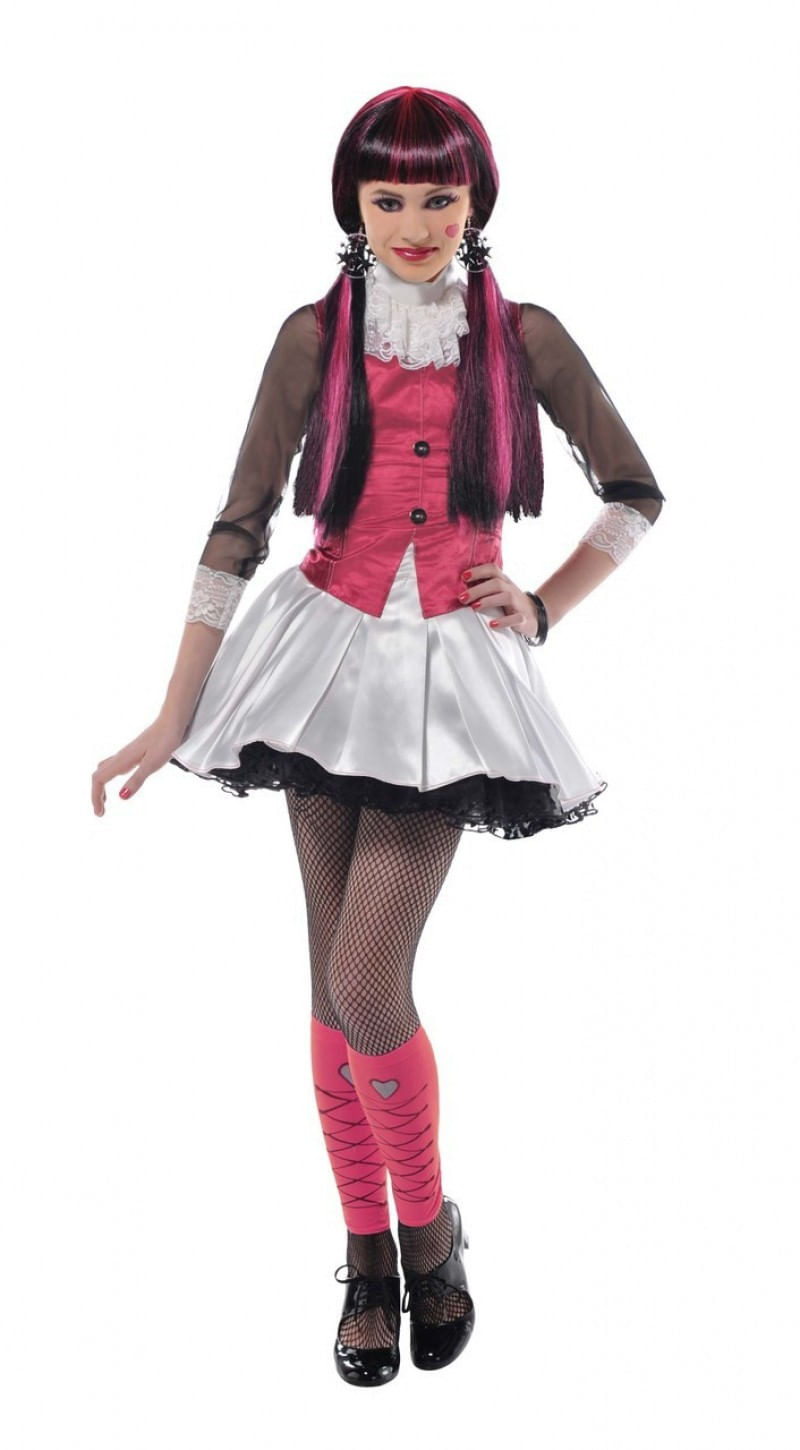 Imagem de Fantasia Monster High Draculaura