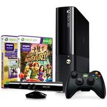 Console-Xbox-360-4GB-com-Kinect---Jogo-Kinect-Sports-Ultimate---Jogo-Kinect-Adventures_0