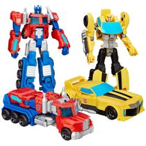 Kit-Bonecos-Transformers-Generations---Bumblebee---Optimus-Prime---Hasbro_0
