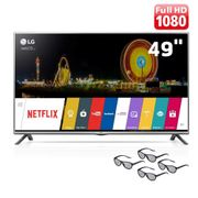 Smart-TV-Cinema-3D-LED-49--Full-HD-LG-49LF6400-com-Sistema-webOS-Wi-Fi-Painel-IPS-Entradas-HDMI-e-USB-Controle-Smart-Magic-e-4-Oculos-3D_0