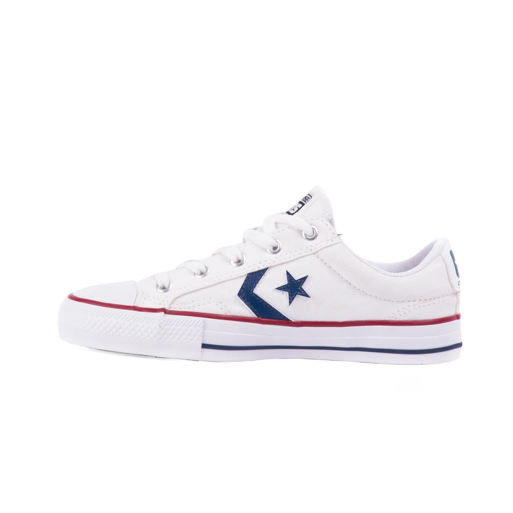 2f198faf4fa Tênis Star Player Ev Ox Converse All Star Branco - Comprar no ...