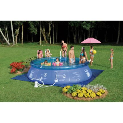 piscina splash fun 9000 litros mor comprar no