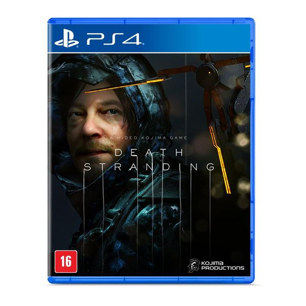 Jogo death stranding edition - ps4
