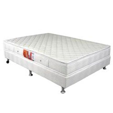 Cama Box Ortobom Physical 138x188x48cm