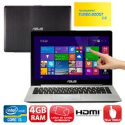 Notebook-Touch-Asus-VivoBook-S400CA-BRA-CA215H-com-Intel®-Core™-i5-3317U-4GB-500GB-Leitor-de-Cartoes-HDMI-Wireless-Webcam-LED-14--e-Windows-8_0