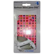 Adesivo-Fashion-Skins-Tech-Dealer-8184-Rosa-para-Personalizar-Nintendo-DS_0