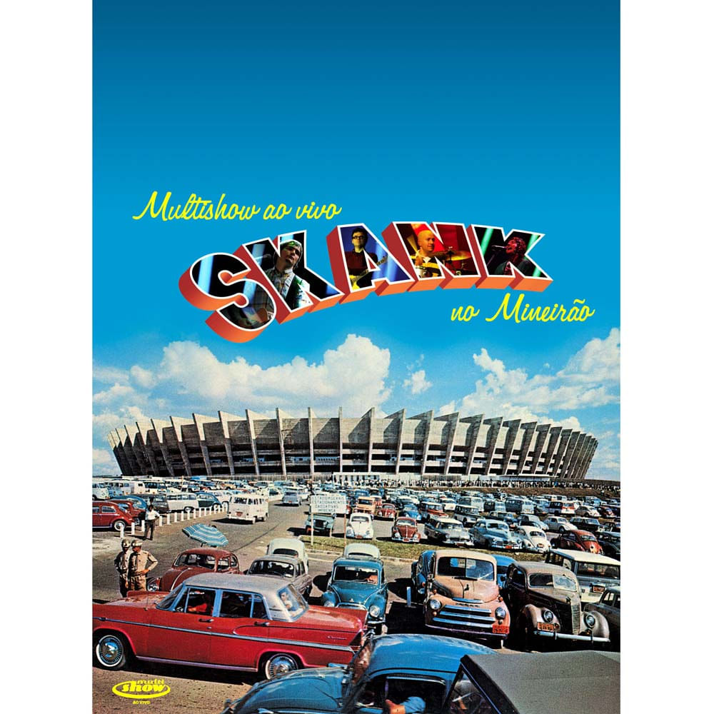 cd skank multishow ao vivo no mineiro gratis