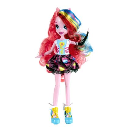 My Little Pony Equestria Girls Rainbow Rocks Pinkie Pie Cantora A6781 Hasbro