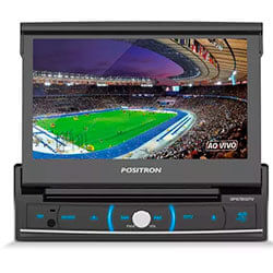 DVD automotivo - DVD automotivo com TV digtal