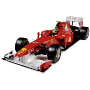 Carro-Hot-Wheels-Racing---Ferrari-150º-Italia-Felipe-Massa---1-18---Mattel_0