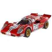 Carro-Hot-Wheels-Elite---Ferrari-512S-24-Hours-of-Daytona-1971-23---1-18---Mattel_0