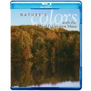 Blu-Ray---Nature-s-Colors-With-The-World-s-Greatest-Music---Importado_0