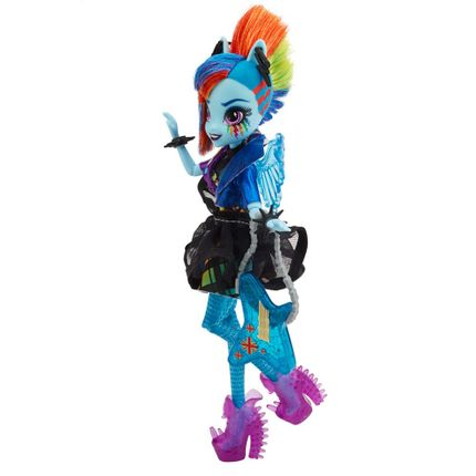 Boneca My Little Pony - Equestria Girls - Rainbow Rocks - Rainbow ...