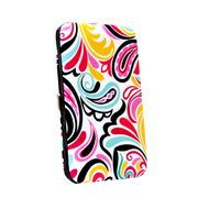 Capa-para-Galaxy-S4-Pink-Chandelier-Wallet---Ounce-Of-Flowers_0