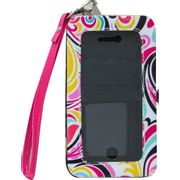 Capa-para-iPhone-5-5S-Pink-Chandelier-Wallet---Ounce-Of-Flowers_0