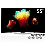 Smart-TV-3D-OLED-Curved-55--Full-HD-LG-55EC9300-com-Sistema-webOS-Wi-Fi-Entradas-HDMI-e-USB-Controle-Smart-Magic-Camera-Skype-e-4-Oculos-3D_0