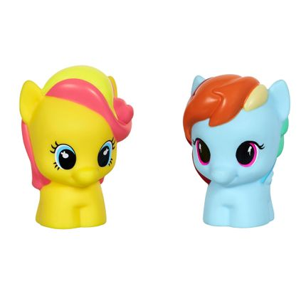 Mini Figura - My Little Pony - Rainbow Dash e Bumble Sweet - Hasbro ...