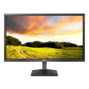 "Monitor LG LED Full HD 21.5"" AMD FreeSync Widescreen HDMI 22MK400H-B."
