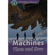 Livros paradidticos editora oxford comprar no shopfcil uma livro oxford read and discover machines then and now level 4 with audio cd pack robert quinn fandeluxe Image collections