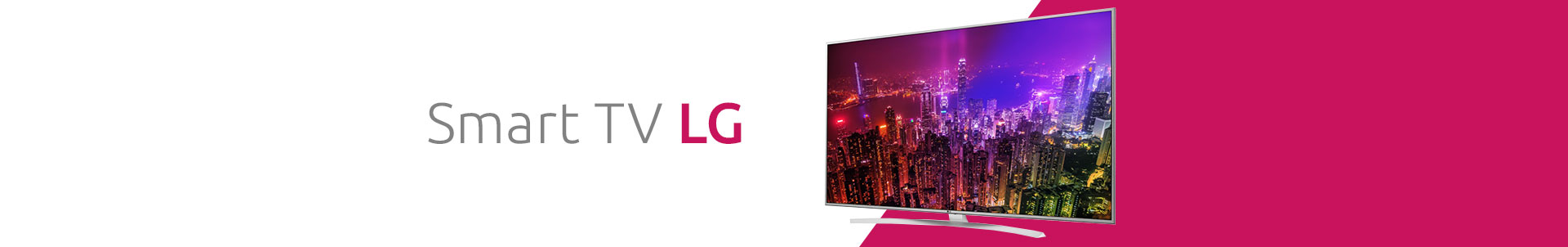 Smart tv lg