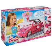 BONECA BARBIE REAL SALAO DO AUTOMOVEL MATTEL