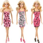BONECA BARBIE FAB BARBIE FASHION MATTEL