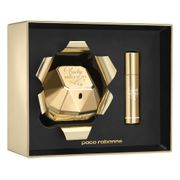 Paco Rabanne Lady Million Xmas Collector Kit - Perfume Feminino EDP + Desodorante Kit