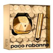 Paco Rabanne Lady Million Kit – Perfume Feminino EDP + Miniatura Kit