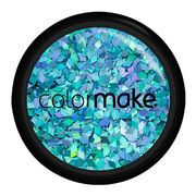 Glitter Holografico Diamante Azul Claro - Color Make