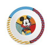 Prato Fundo - Disney - Mickey Mouse - By Britto - Nuk NUK