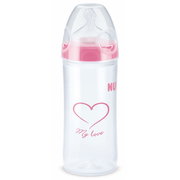 Mamadeira - Nuk Evolution 250 ML - Girl