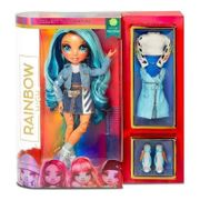 Boneca - Rainbow High Fashion - Bradshaw - Azul CANDIDE