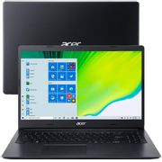 "Notebook Acer AMD Ryzen 5-3500U 8GB 1TB 128GB SSD Placa de Vídeo 2GB Tela 15.6"" Windows 10 Aspire 3 A315-23G-R5R9."