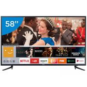 "TV Smart TV Samsung 58MU6120 58"" LED 4K"