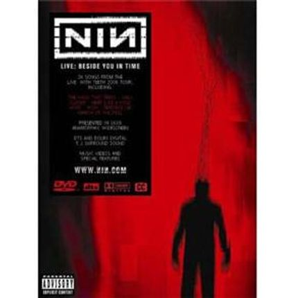 DVD---Nine--Live--Beside-You-in-Time---Importado_0