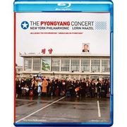 Blu-Ray---The-Pyongyang-Concert--The-New-York-Philharmonic---Importado_0