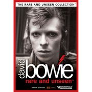 DVD---David-Bowie--Rare-and-Unseen---Importado_0