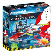 Playmobil Ghostbusters - The Real Ghostbusters - Zeddemore - 9387 - Sunny