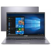 "Notebook Asus M515DA-EJ502T AMD Ryzen 5 8GB - 256GB 15,6"" Full HD Windows 10 Bivolt"
