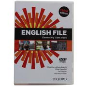 DVD---English-File--Elementary---Oxford_0