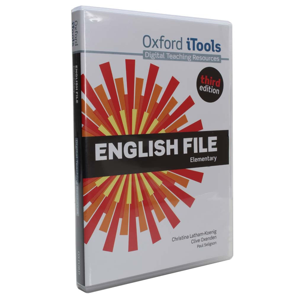 oxford itools english file