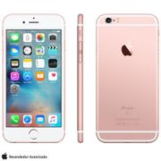 Smartphone Apple iPhone 6S Ouro Rosa 64 GB