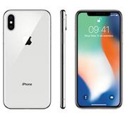 Smartphone Apple iPhone X Prata 256 GB