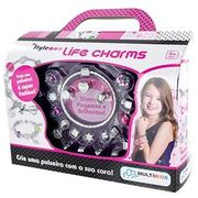 Pulseira My Style Life Charms BR468 Multikids.