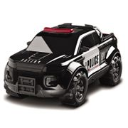 Veiculo Roda Livre - Pick Up Force - Police