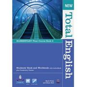Livro - New Total English Elementary: Flexi Course Book 2 - Diane Hall