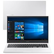 Notebook Samsung Book X30 Intel Core i5-10210U 10ª Geração 8GB 1TB 15.6`` Windows 10 Home NP550XCJ-KF2BR - Branco.