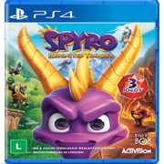 Game Spyro Reignited Trilogy PS4