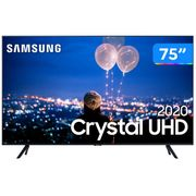 "TV Smart TV Samsung UN75TU8000GXZD 75"" LED 4K"